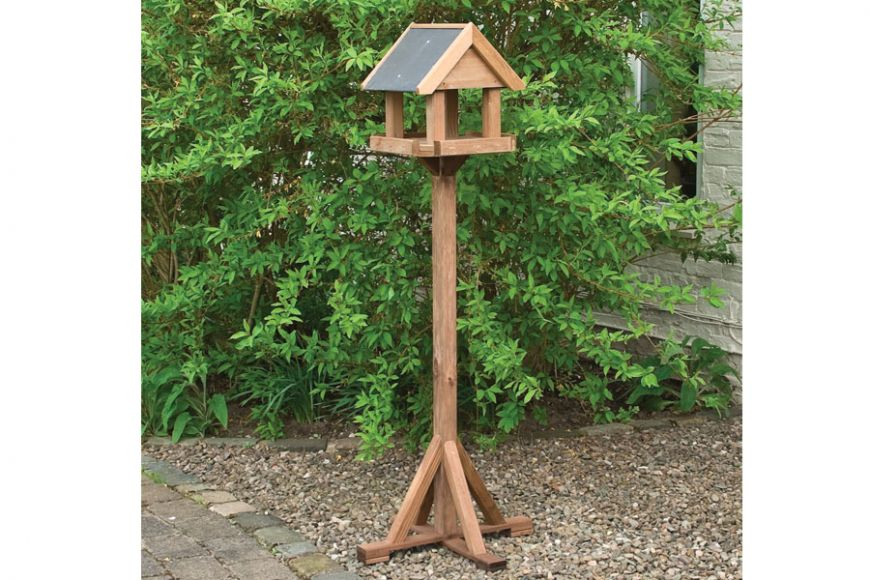 Windrush bird table by gardenature