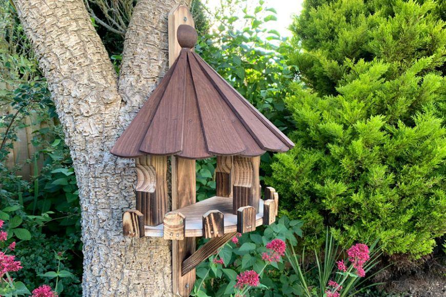 Kirby Bird Table | gardenature