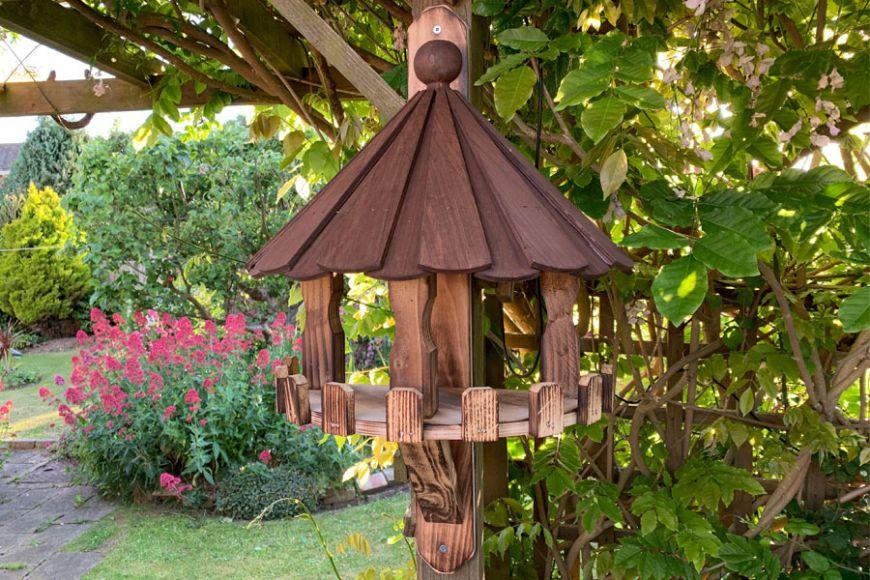 kirby wall bird table | gardenature