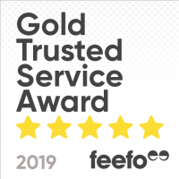Gardenature wins FEEFO Trusted Gold Service Award