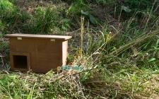 duck nesting box   gardenature.co.uk