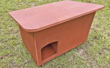 duck roost box   gardenature.co.uk