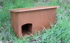 Duck Nesting Box | gardenature.co.uk