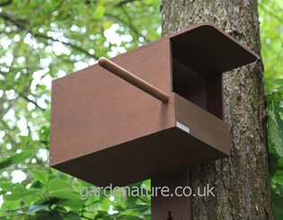 Owl Boxes and Kestrel boxes