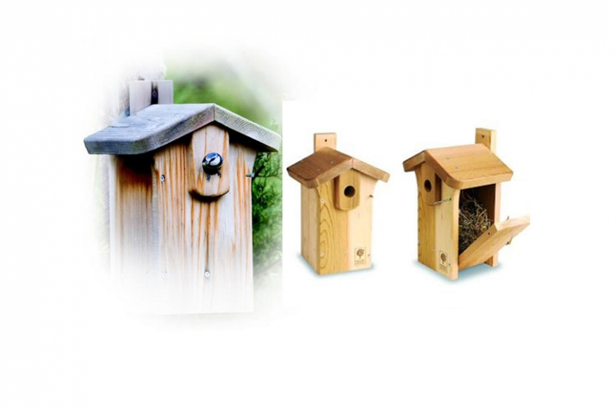 Classic Nest box | gardenature