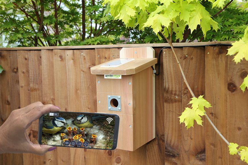 IP Camera Nest box | gardenature