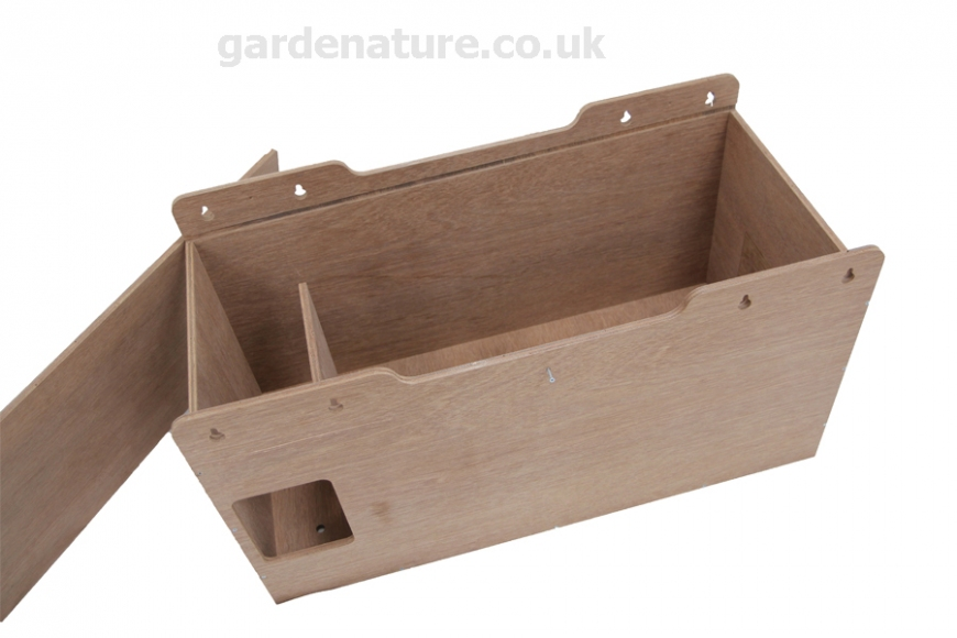 internal owl box | gardenature