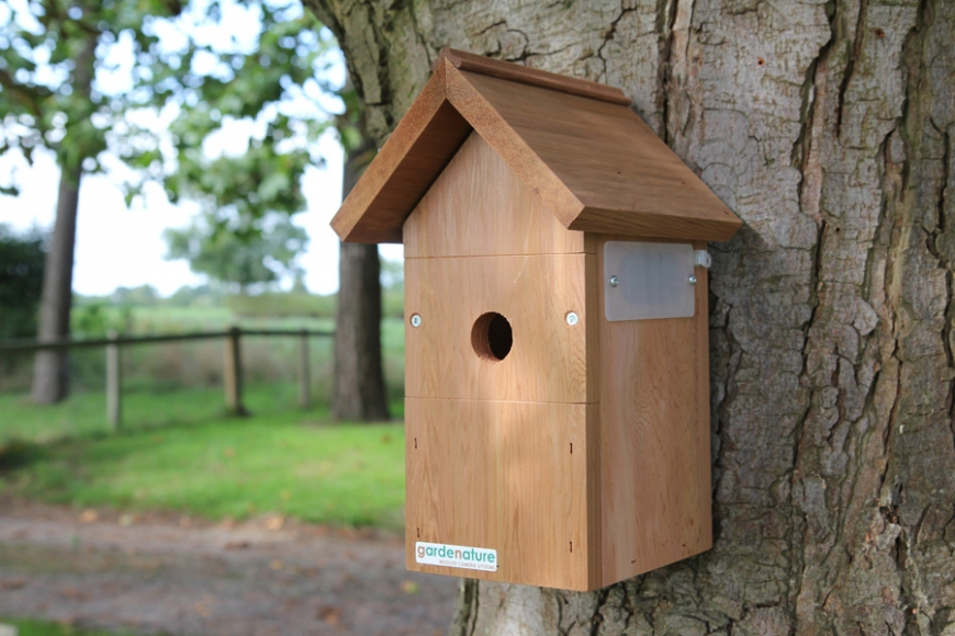 IP Camera Bird Box system