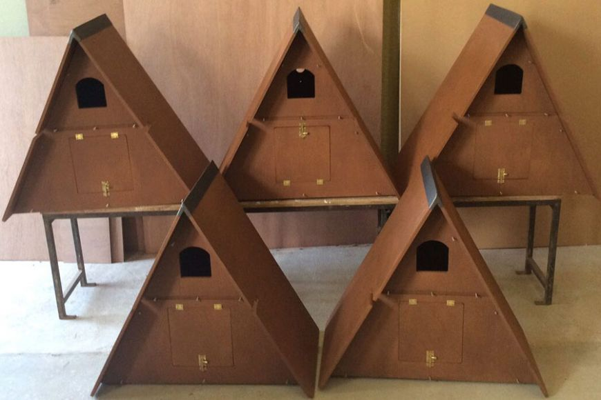 Owl boxes from gardenature