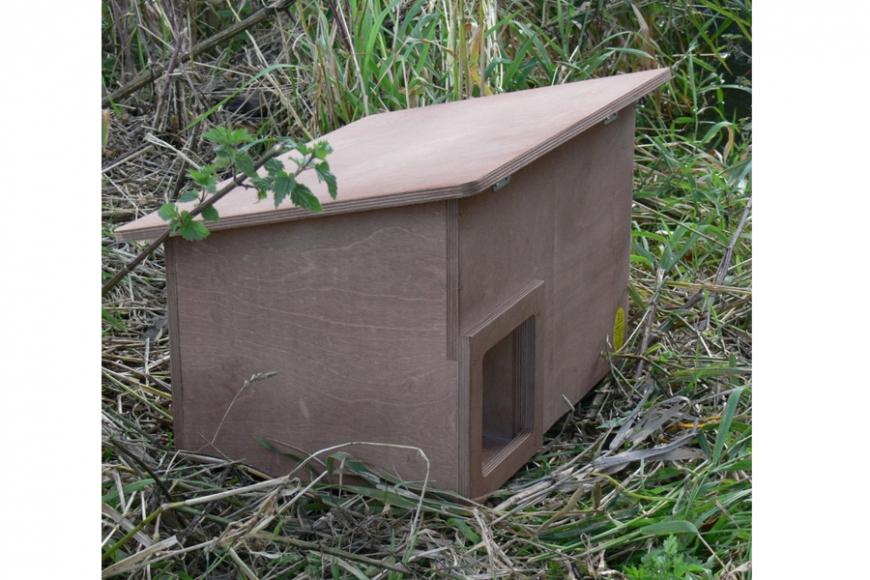 Duck House  gardenature.co.uk