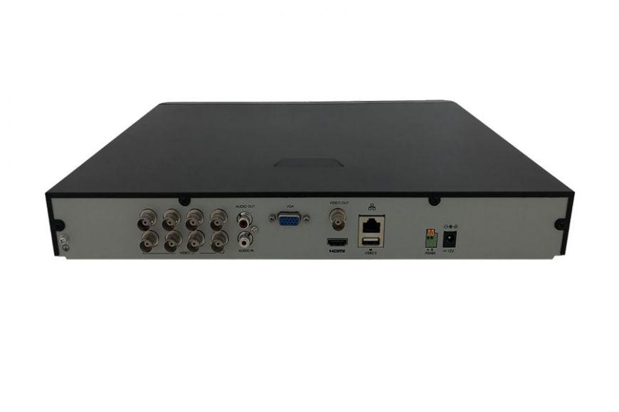NVR302-08Q Hybrid NVR