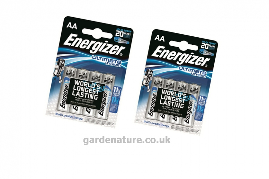 aa lithium batteries deal
