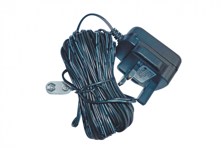 Mains adaptor kit | gardenature.co.uk