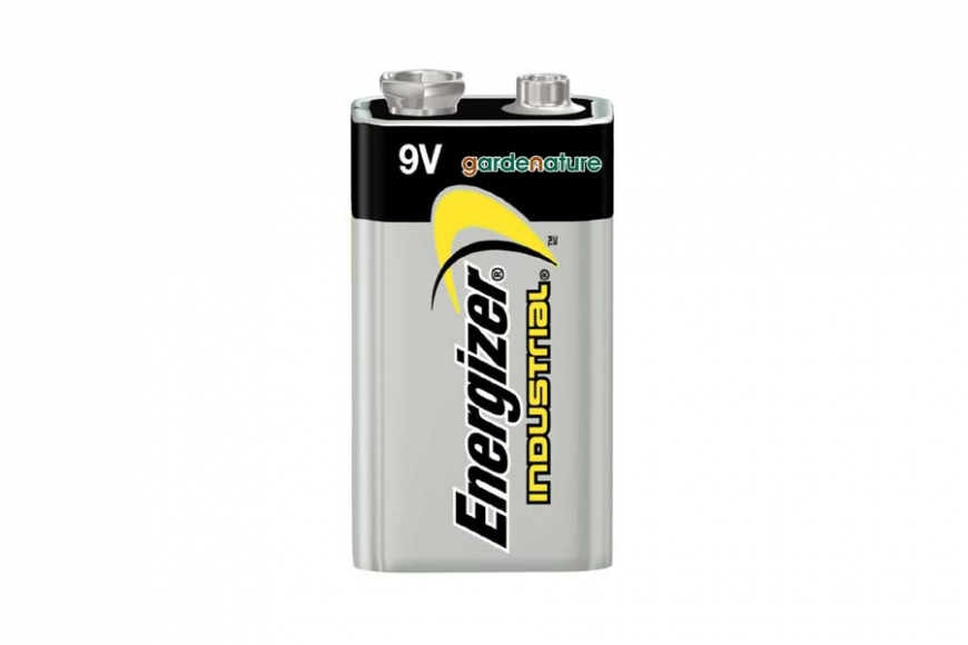 9v pp3 energizer | gardenature.co.uk