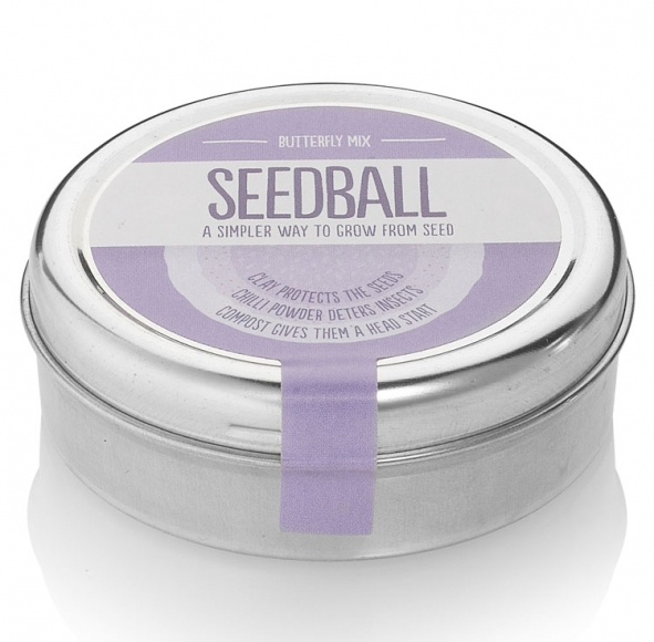 butterfly seedball | gardenature.co.uk