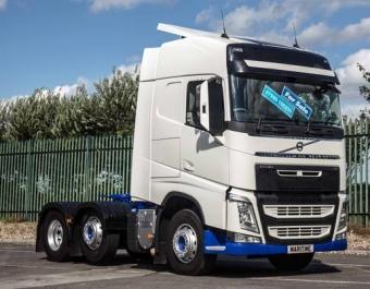 Volvo FH4 460 bhp Euro 5 2013 (13)