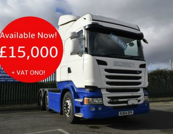 Scania R450 Highline 450bhp 2014 (64)