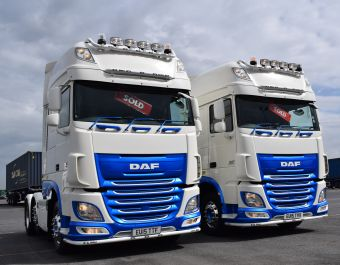 DAF FTG XF 460bhp AS-Tronic with PCC SCR EGR E6
