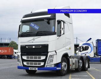Volvo FH4 Globetrotter 460 bhp 2015 (15)