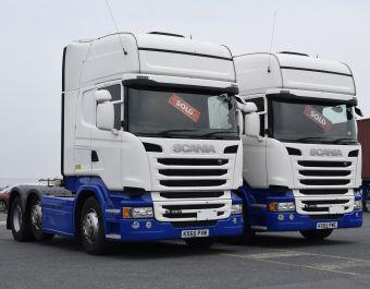 Scania R450 Topline New SCR+ECO Roll Opti Euro 6 (65)