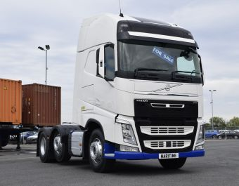 Volvo FH4 Globetrotter 460 bhp 2019 (69)