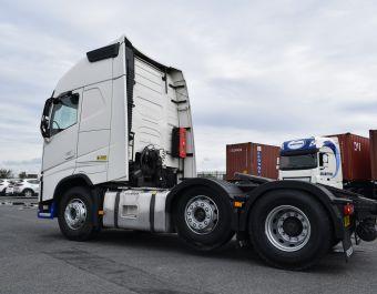 Volvo FH4 Globetrotter XL 500 bhp 2018 (18)