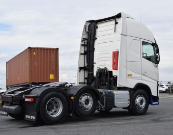 Volvo FH4 Globetrotter XL 500 bhp 2016 (66)