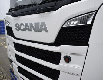 Scania R450 NGT 450 bhp 2018 (18)