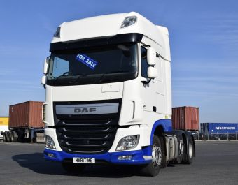 DAF XF Super Space 460 bhp Manual 2015 (65)