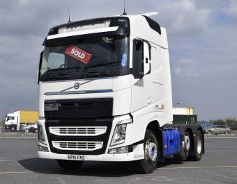 Volvo FH4 460 Globetrotter Euro 5 (2014)