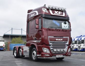 DAF XF Super Space Astronic 460 bhp 2015 (65)