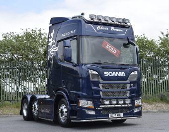 Scania R450 NGT 450 bhp 2017 (17)