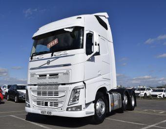 Volvo FH4 Globetrotter XL 500 bhp 2017 (17)