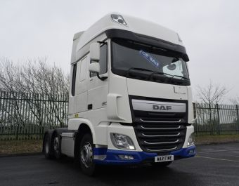 DAF XF Super Space 460 bhp AS-Tronic 2015 (65)