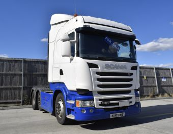 Scania R450 Highline 450bhp 2015 (15)