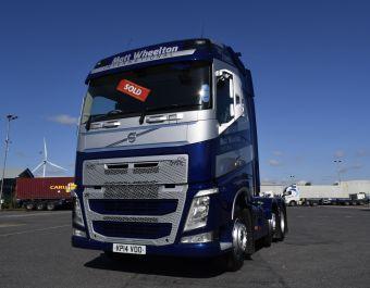 Volvo FH4 Globetrotter 460 bhp 2014 (14)