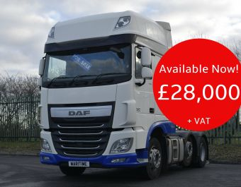 DAF XF Super Space  AS-Tronic 460 bhp 2015 (15)