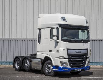 DAF XF 105 Superspace 2014