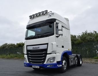 DAF XF 105 Superspace 2014 (64)