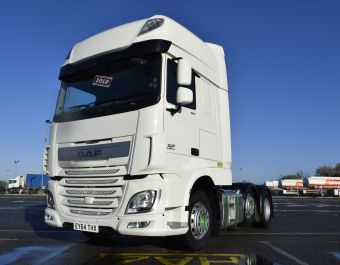 DAF XF 460bhp Superspace
