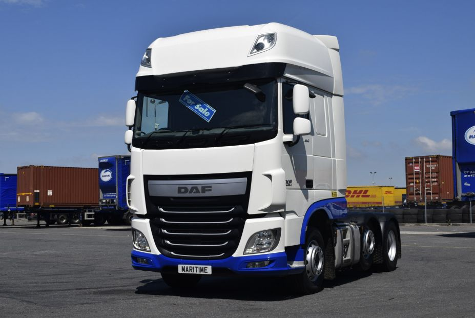 DAF XF 105 Superspace