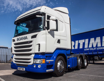 Scania R440 Highline 440bhp 2013 (13)