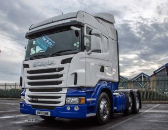 Scania R440 Highline 440bhp Euro 5 2013 (63)