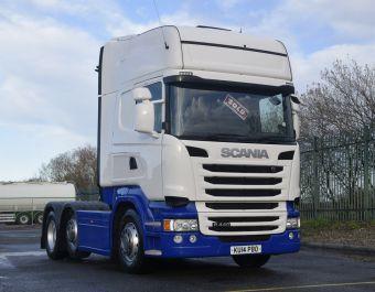 Scania Topline 2014