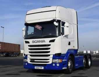 Scania R450 Topline 2015
