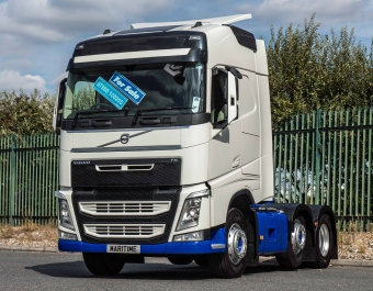 Volvo FH4 Globetrotter Euro 5 2013 (63)