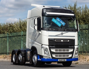 Volvo FH4 Globetrotter 2014