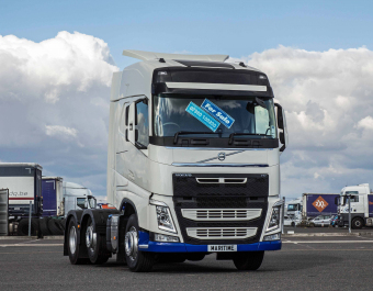 Volvo FH4 Globetrotter Euro 6 2014 (14)