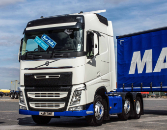 Volvo FH4 Globetrotter Euro 5 2014 (14)