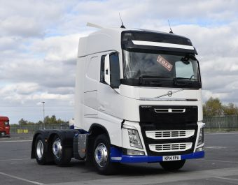 Volvo FH4 Globetrotter 2014 Euro 5